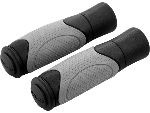 XLC GR-G03 Ergonomic Puños, black/grey